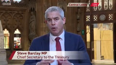 """Chief Secretary to the Treasury Steve Barclay says the UK will still spend """"significantly more"""" on foreign aid than Italy, France, US, Japan and Canada  The Archbishop of Canterbury says cutting UK overseas aid is """"shameful and wrong""""  #PoliticsLive"""