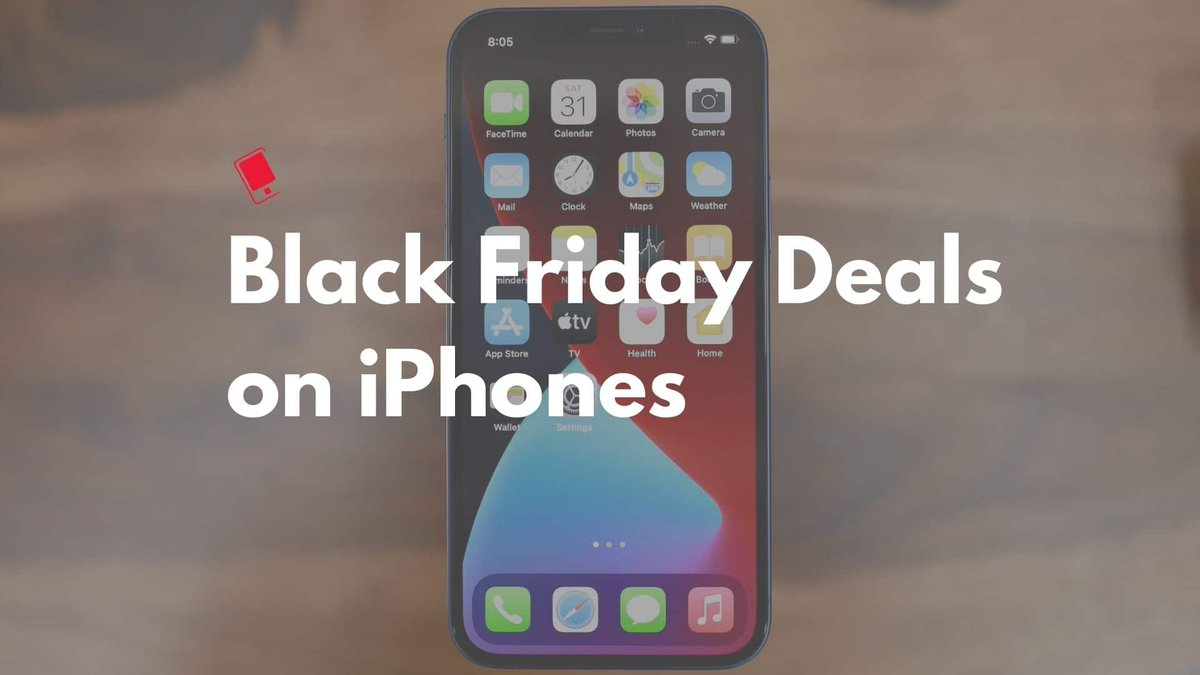 Black Friday 2020: Best iPhone 12, iPhone 12 Pro, iPhone 11 Deals https://t.co/KE65hj7TR0 https://t.co/7yL47p6aY0