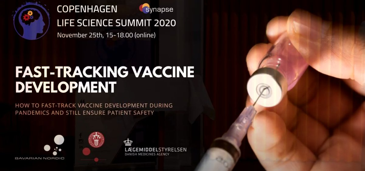 Want to hear about the cVLP COVID-19 vaccine project? Now LIVE at  with speakers from @UCPH_health @BavarianNordic and @LMSTSenderovitz @synapse_connect #COVID19 #VaccinesWork #ProteinsForLife