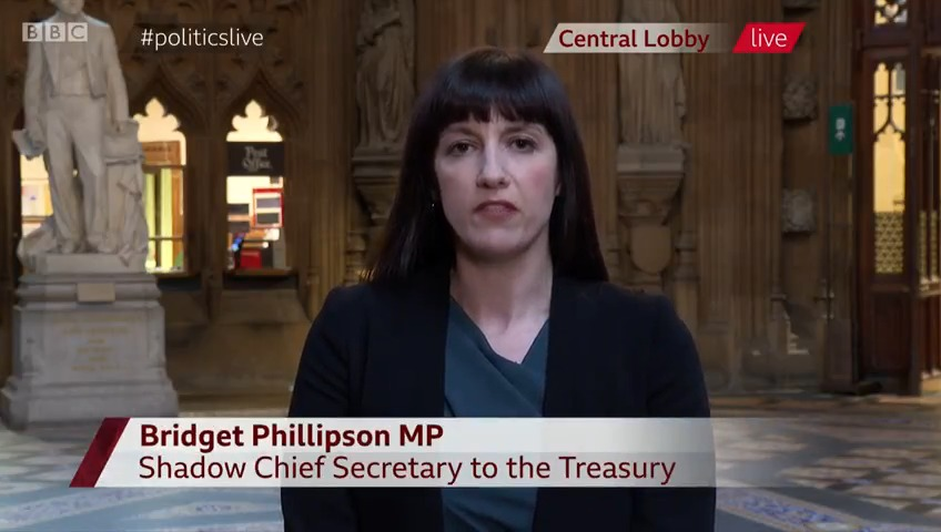 """""""Tiers haven't worked as they were meant to have… let's avoid the chaos and madness we saw last time""""  Shadow chief secretary to the Treasury Bridget Phillipson is asked if Labour will support tiered local Covid restrictions across England  #PoliticsLive"""