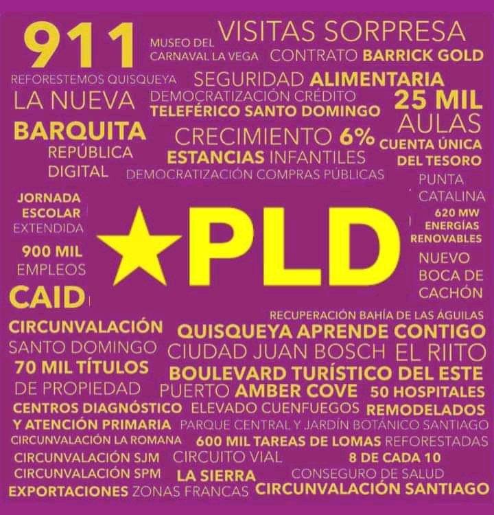 1/#SiguemeYTeSigoDeVuelta Con @DaniloMedina y el #ProximoN1 #CandidatoProgressistas que va a dirigir el país por @PLDenlinea,   2/@JoseRPeraltaF @AristipoVidal @AbelMartinezD @andresnavarrog @DominguezBrito @margaritacdf @1000tonGinebra @GrecoHerasme @grisantycosme @DelisHerasme