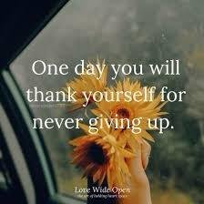 I thank myself everyday. 🙏🏼#WednesdayWisdom 🧡✨