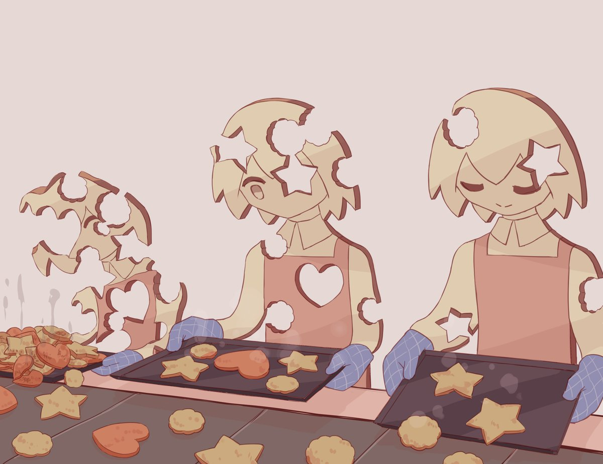 クッキーのきもち
