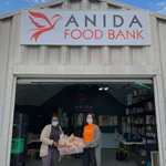 We're sharing the spotlight on our amazing End Of Day partner @anidaorg.  As part of their Emergency Relief initiative, ANIDA hosts food banks in Toronto and Ottawa. Their food banks currently serve over 300 individuals and families every week. Thank you for the work that you do!