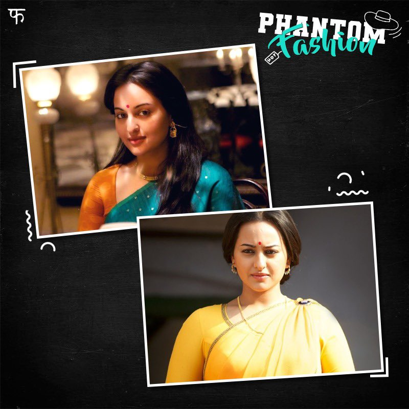 An epitome of elegance and grace!#Lootera #SonakshiSinha