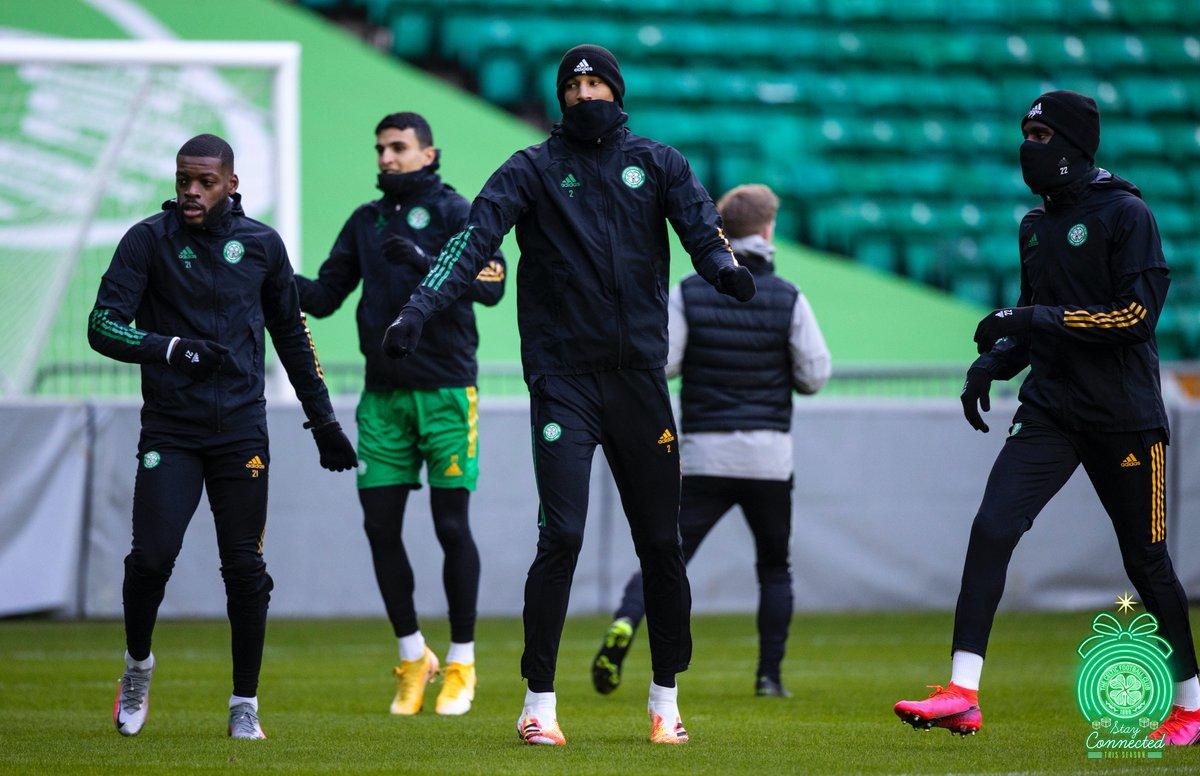 📌 Celtic Park  Training at Paradise before our flight to Prague 🇨🇿🍀  #SPACEL #UEL
