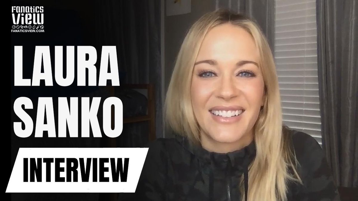 """Great chatting with @Laura_Sanko about ...   ✅ Shevchenko vs. Andrade potentially next  ✅ Her busy 2020 ✅ DWCS this season ✅ Will Khabib Nurmagomedov stay retired?  ✅ Her new podcast """"The Odd Couple"""" with @KevinI   Full interview via 🎙️ @fanaticsview  https://t.co/7qJOjwBbbU https://t.co/IwAloRsvLG"""