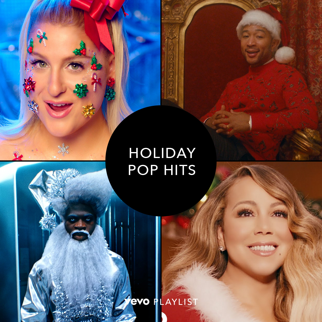 Hit it here for some holiday pop! Watch @Meghan_Trainor, @LilNasX, @MariahCarey and @johnlegend ✨ ⠀⠀⠀⠀⠀⠀⠀⠀⠀ ▶️