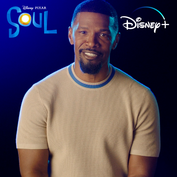 """""""Soul celebrates the idea of community and the people that are around us."""" ✨🏙 Celebrate the joys of community with the cast of Disney and Pixar's Soul. Watch Soul only on #DisneyPlus December 25. #PixarSoul"""