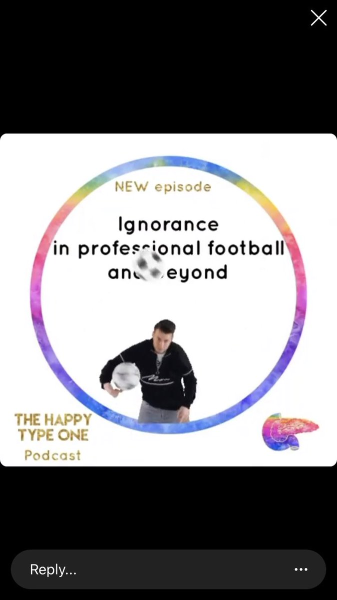 test Twitter Media - Podcast time... head on over to Spotify and Apple Music to listen to my guest appearance on the amazing #thehappytypeone podcast 💙🤟 #gbdoc #doc #diathlete #football #type1 https://t.co/BKsmqLUc5O