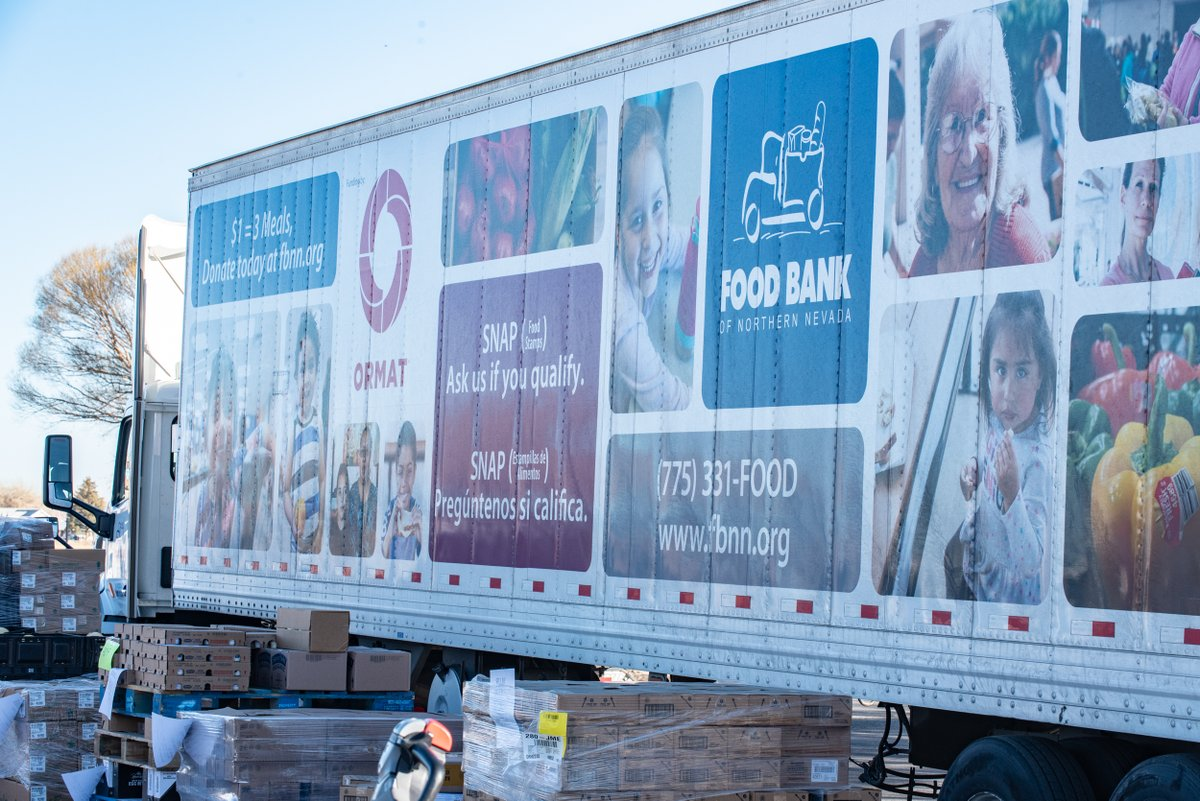 Thankful to have so many incredible partners in this fight against hunger in our community. #iFightHunger