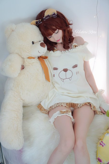 3 pic. I am beary happy to share these with you 🐻   Yet another casual Hidori set in the works, going