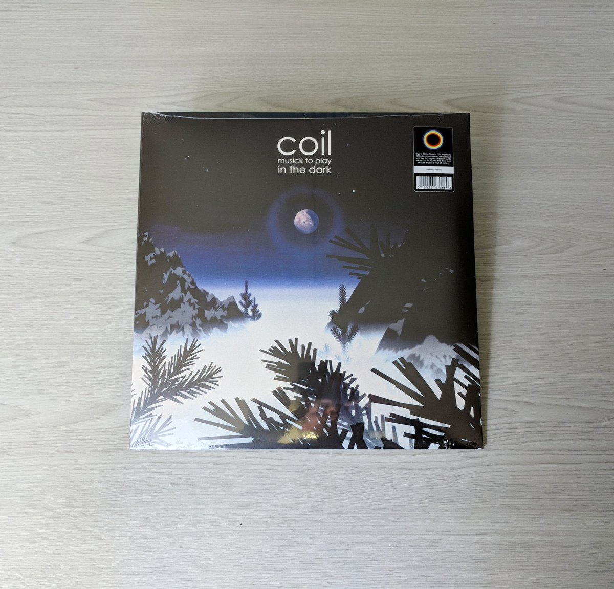 JUST IN: 'Musick To Play In The Dark' by Coil 'Musick To Play In The Dark' has been a hugely sought-after record amongst Coil fans for decades now, and we're pleased to be bringing you the nocturnal masterpiece in its uncut form with remastered audio. normanrecords.com/records/183142…