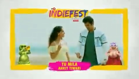 .@spotlampe launched a new Hindi Romantic pop song titled '#TuMila' by  @officiallyankit   @raajmd  Watch and listen to the song here:   @airtelindia @petsaffa @unacademy @KalyanJewellers @UnionBankTweets @Hungama_com @bigfmindia @Chingari_IN