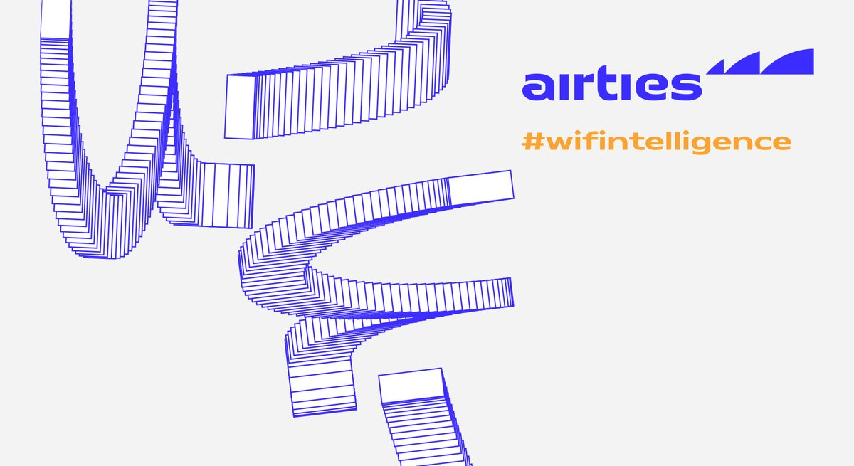 Airties now has a new look and feel! To see what's different, get a full update from our CEO Philippe Alcaras here: https://t.co/FqfnUreKaW #wifitelligence #WiFi #smartwifi https://t.co/Frcqe980X4