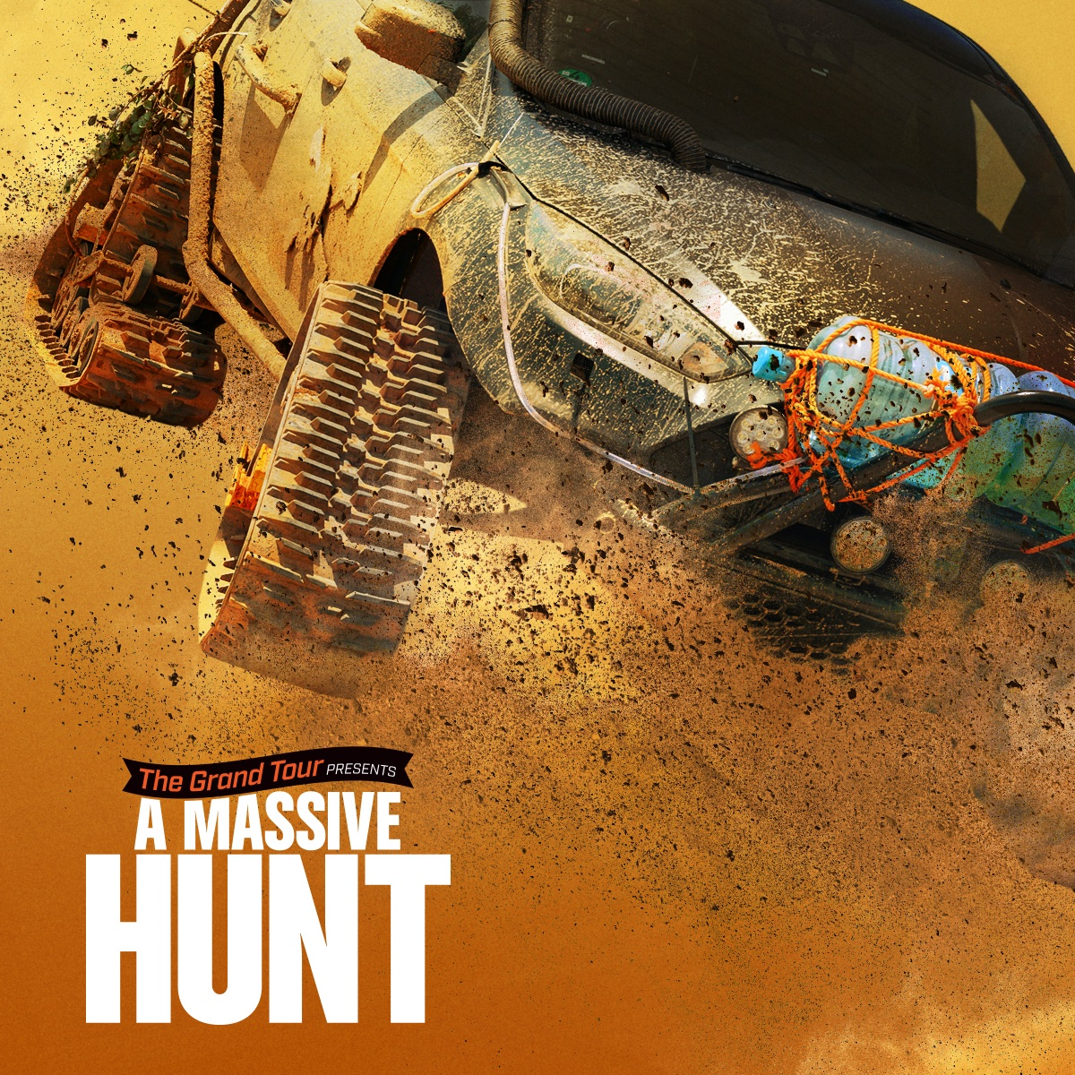 Spoiler: Gets a bit muddy.  The Grand Tour Presents: #AMassiveHunt. Coming to Prime Video 18 December. https://t.co/smhMQPYB9X