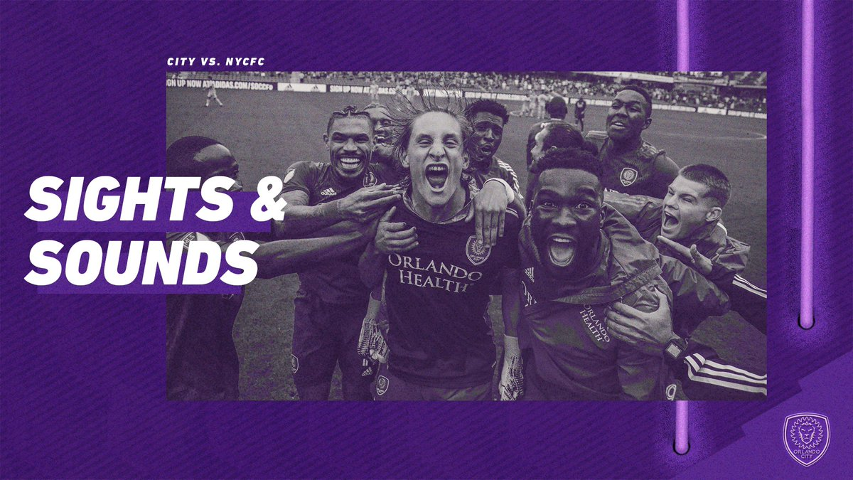 All the drama, all the emotions. 😈  @orlandohealth | #MLSCupPlayoffs https://t.co/H6NgjAKXSw