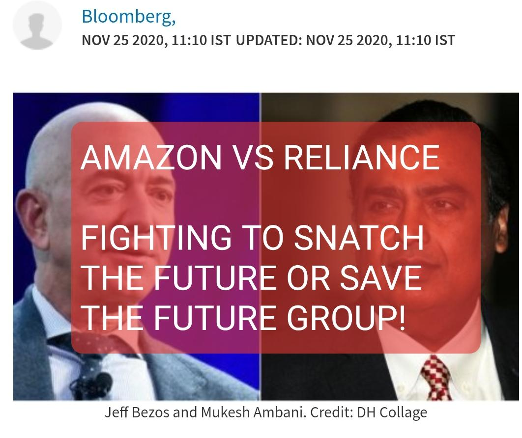 Dear Jeff, world need the Indian Market more than we need FDI. We can imagine our country without a virtual Amazon,but never again with a look alike of the East India Company. #AatmaNirbharBharat #Bloomberg #EconomicsinEmergingMarkets #Mint #ET