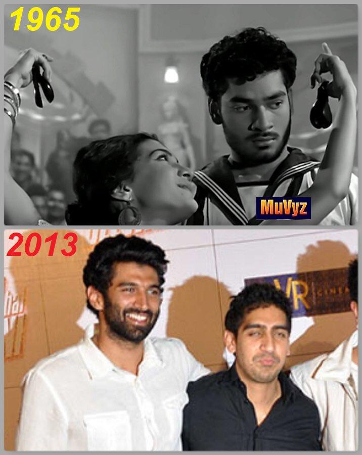 #AdityaRoyKapur #SalomeRoyKapur #AyanMukerji #DebMukerji  Tu Hi Meri Zindagi (1965), Yeh Jawaani Hai Deewani (2013)  #BollywoodFlashback #60s #muvyz #muvyz112520 #WaybackWednesday