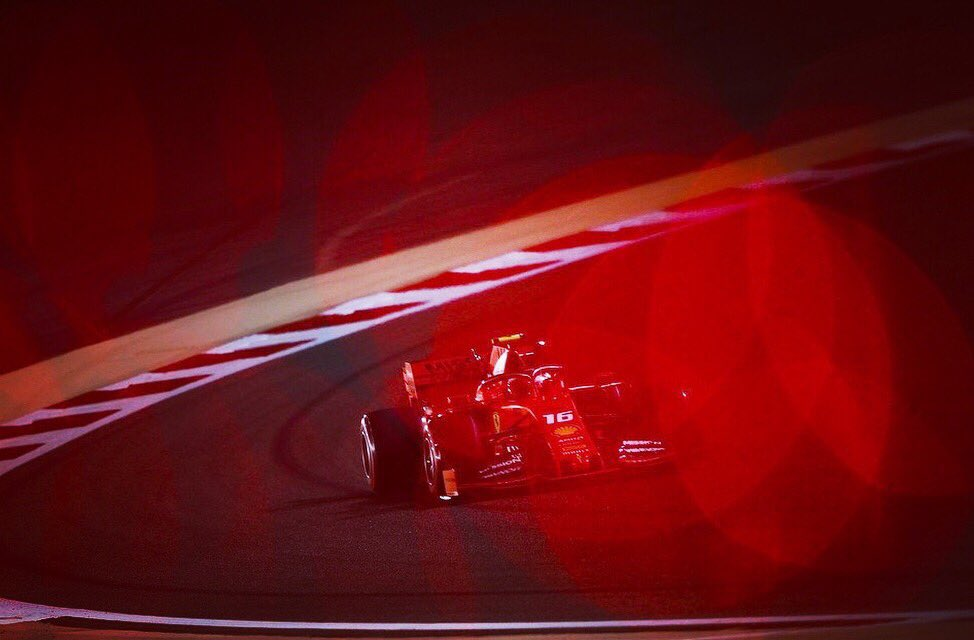 ". @Charles_Leclerc : ""The light and temperature also change all the time, starting at dusk on a very hot track and the sun low in the sky, but as the race goes on, the track temperature drops and you have to adapt your driving style.""  #F1 #BahrainGP 🇲🇨 #Charles16 https://t.co/X5UeT1g0Fd"