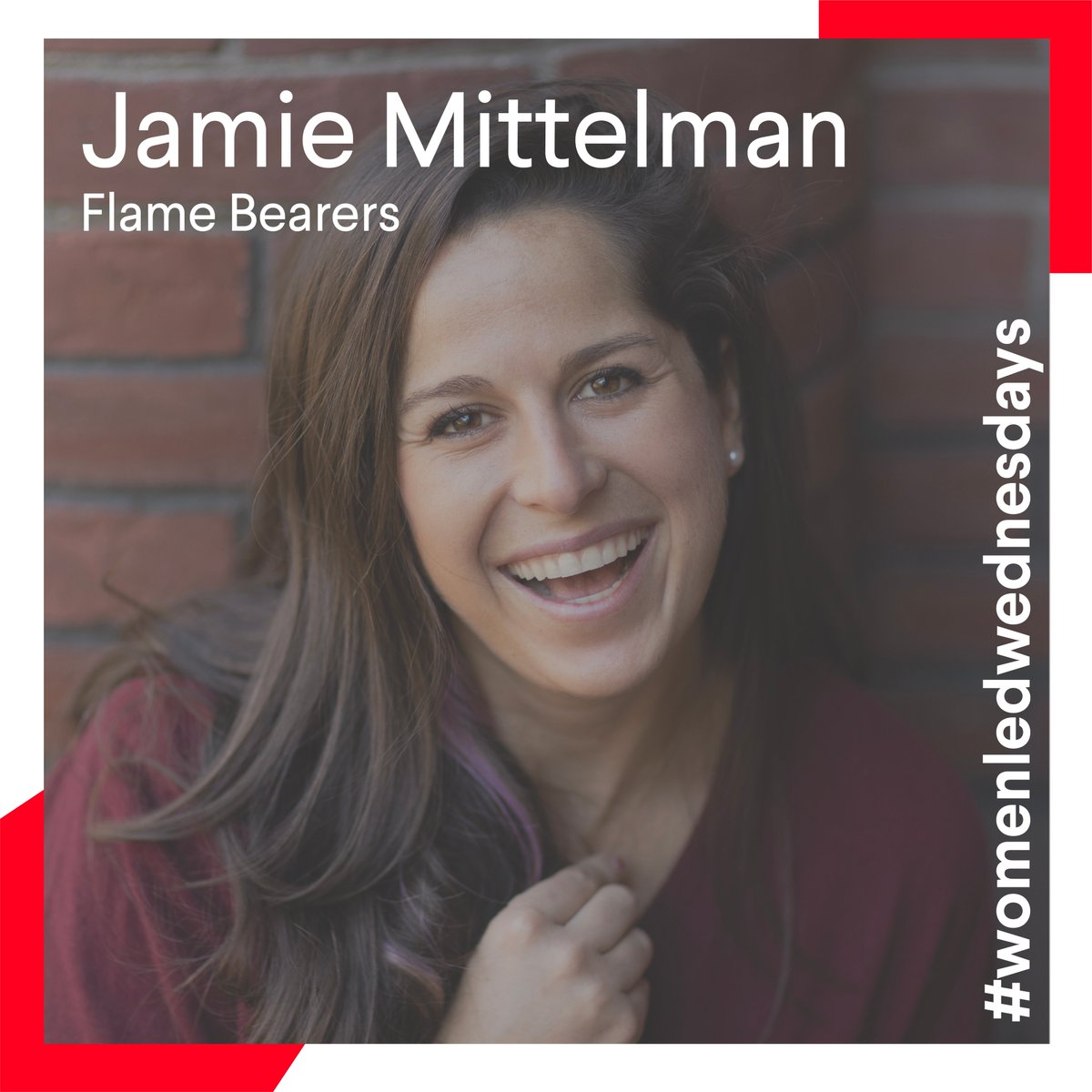Meet @JamieMittelman (@Kennedy_School 21), founder of the podcast #FlameBearers, which brings 2021 women Olympians' and Paralympians' experiences to life and explores the gendered complexities of sport. Read our Q&A with Jamie: innovationlabs.harvard.edu/about/news/har… #WomenLedWednesdays