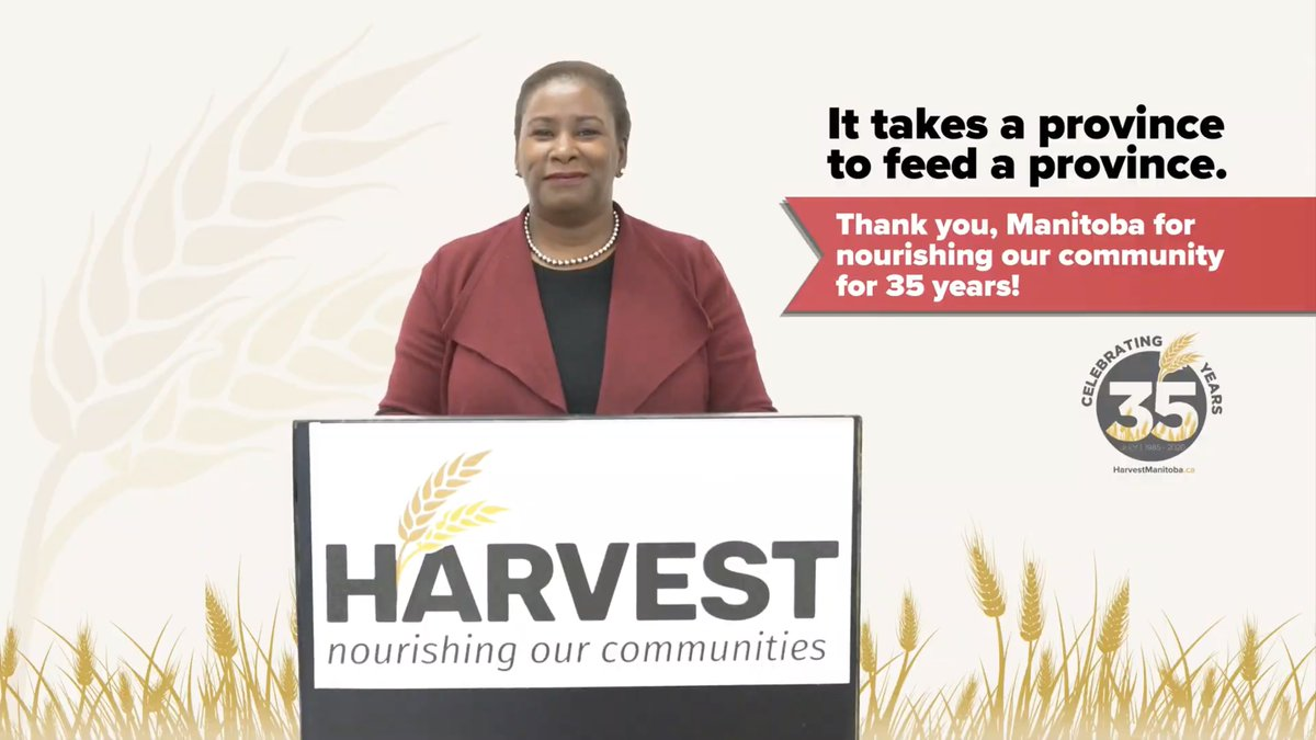 Winnipeg Harvest is rebranding itself to Harvest Manitoba to better reflect who and where the organization serves to ensure no Manitoban goes hungry. harvestmanitoba.ca