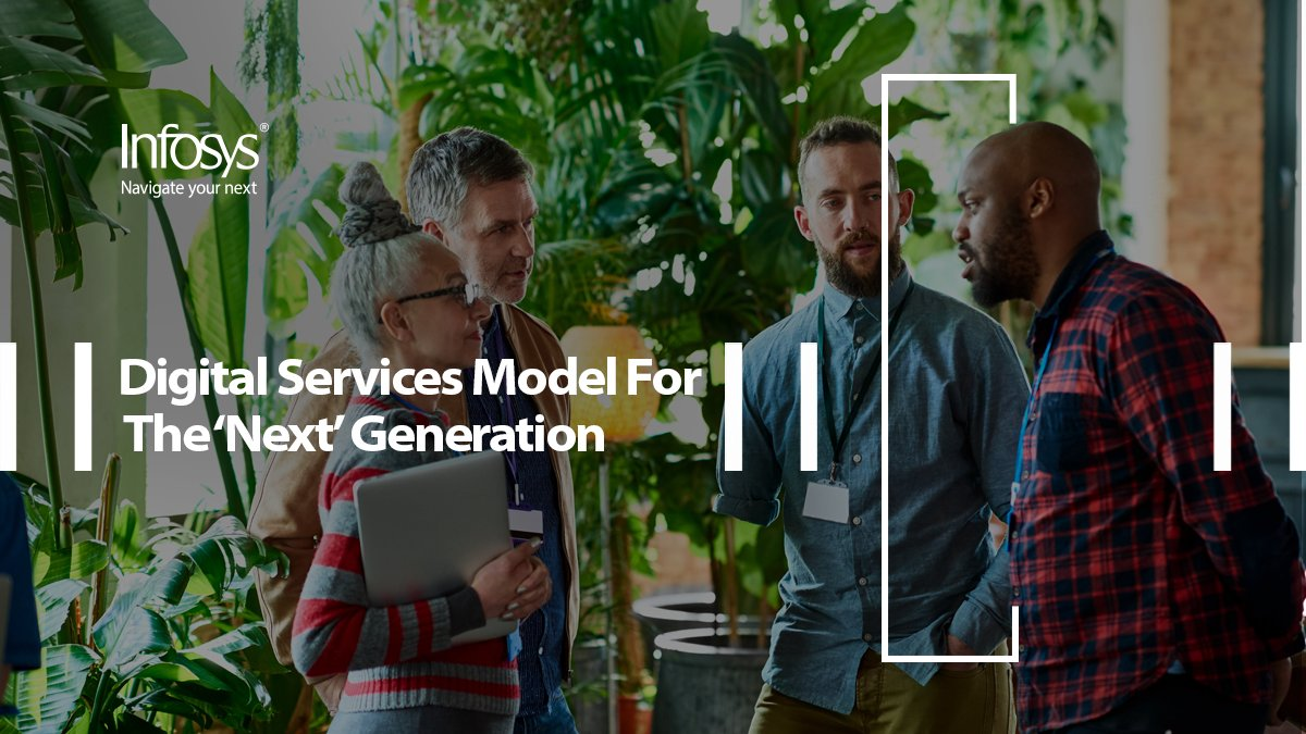 Infosys evolves its #Digital Navigation Framework, paving the way for a transformation of #services delivery to build into it greater #resilience, post-COVID. Know more https://t.co/bQwxbhnAkR https://t.co/GOq5u4NA6L