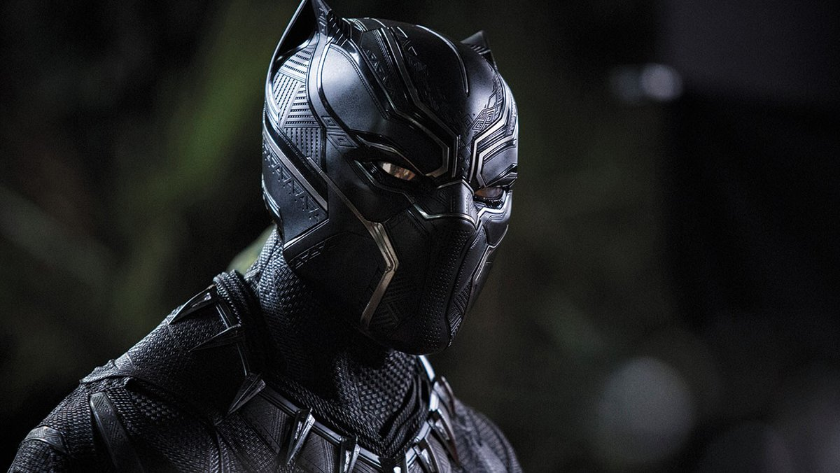 #BlackPanther is No. 3 on Hollywood's 20 favorite films of the decade  Check out the full list, ranked by 3,500 industry professionals: