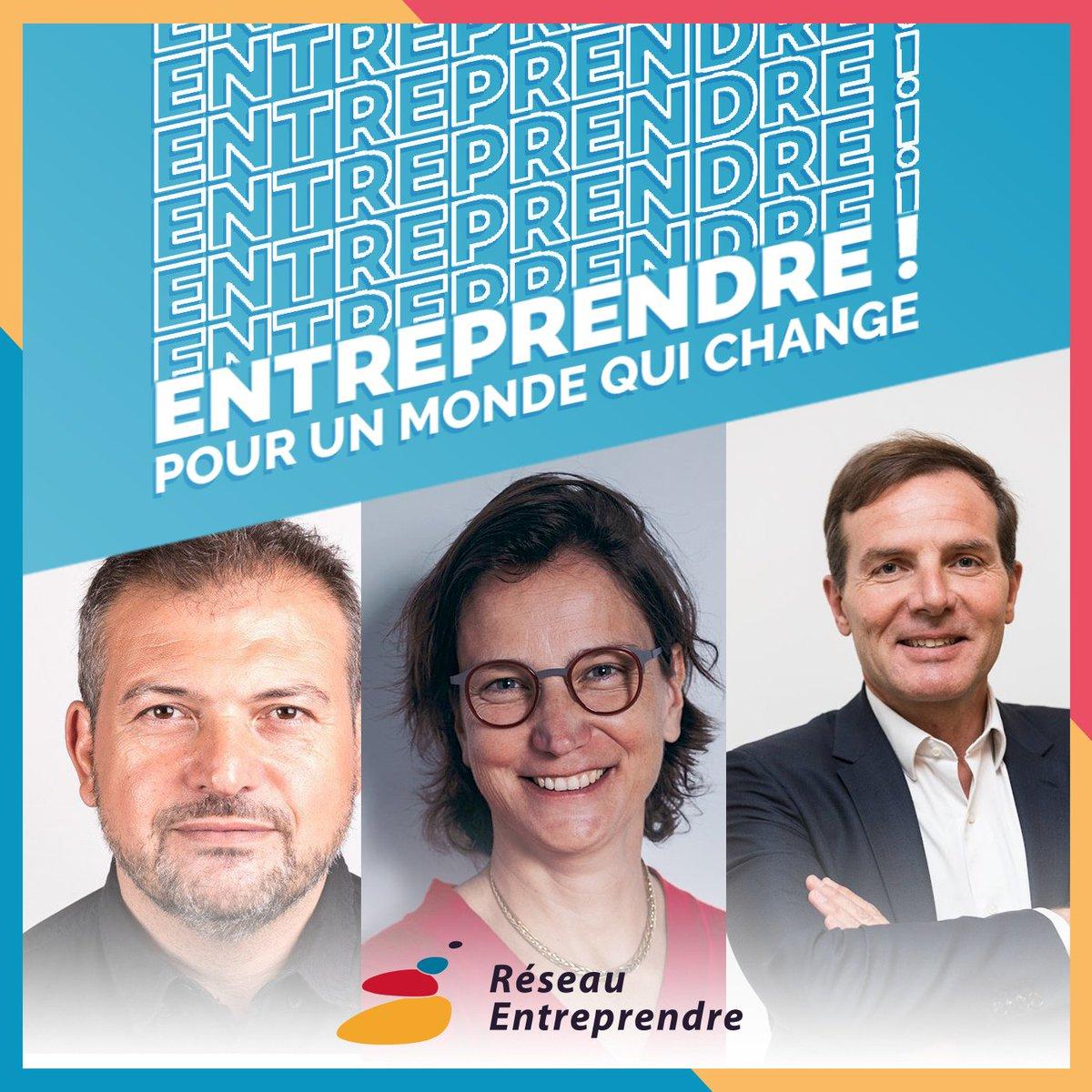 [Podcast] Dans ce 1er épisode, nos 3 invités vous encouragent à vous engager dans l'entrepreneuriat, encore + en temps de temps de crise : Jerome Schatzman, Delphine Carpier et Olivier de la Chevasnerie, président de RE. 👇 https://t.co/i0SkcM7QTm 👉 https://t.co/FBCBfEWm3s https://t.co/Mo3JV39xUm