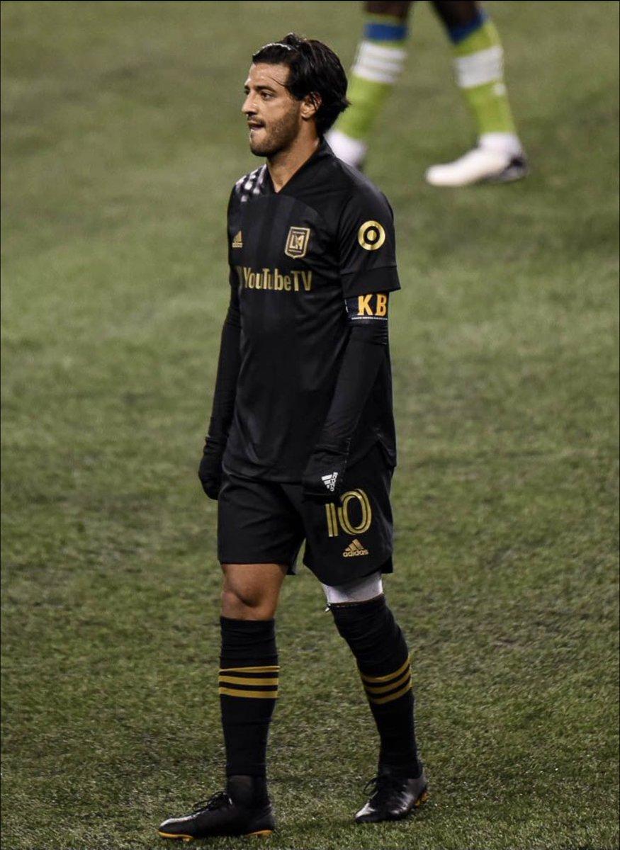 Mandatory .@11carlosV photo post. .@LAFC #MLSCupPlayoffs #SEAvLAFC