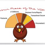 Image for the Tweet beginning: Happy Thanksgiving!  Lytrod Software