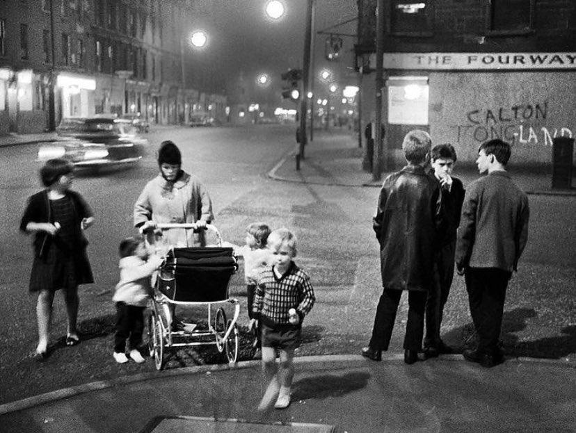 Glasgow, 1968. Photo © Jürgen Schadeberg.
