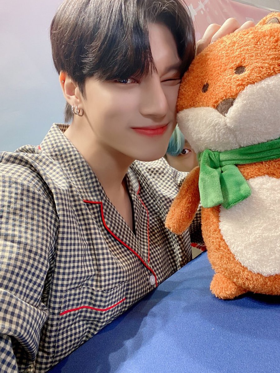 HAPPY BIRTHDAY!! WOOYOUNG THANK YOU FOR LOVING US ATINY FOR GIVING US WONDERFUL PERFORMANCES I HOPE YOU AND THE OTHER MEMBERS TOO ACHIEVE MORE BLESSINS HAVE A NICE DAY WE LOVE YOU OUR WOO! #BornToBeLovedWooyoungDay #WOOYOUNG #HappyBirthdayWooyoung #WooyoungDay @ATEEZofficial