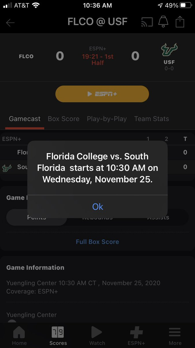 Yo @espn get your shit together!!! Haven't watched college basketball in months (feels like years). Fix this please #espn #ESPNPlus  #ncaa https://t.co/lAN3jGYVgS