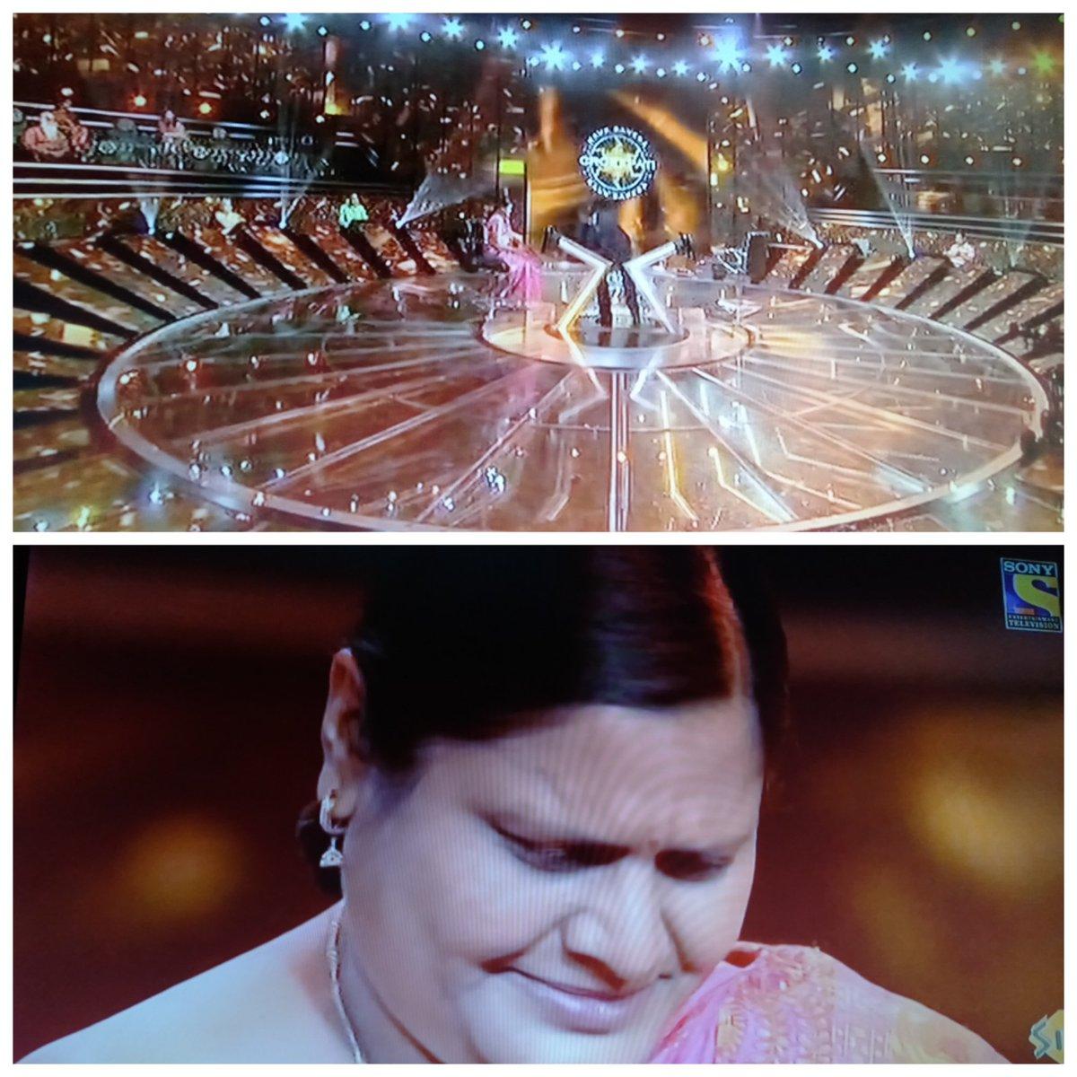 Again Women's power Win 1 crore today's.This is the third women in #kbc12 win 1 crore. Many congrats Anupa Das 💐🙏. @sachin_rt @SrBachchan @SonyTV @paro_sachinist @Shebas_10dulkar @ankushsachinist @piyu_sachinist @akshusachinist