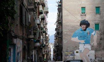 BREAKING: Argentine Fußball legend Maradona Tod mit 60!
