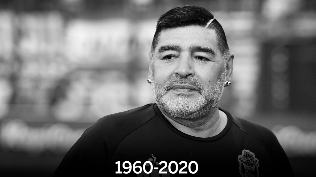 噩耗!多家外媒印證:阿根廷球王馬拉度納去世,享年60歲