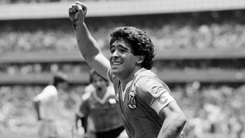 Arguably one of the greatest sportsman of all time. Saddened to hear about the passing away of the great Diego Maradona.  My heartfelt condolences to his family.