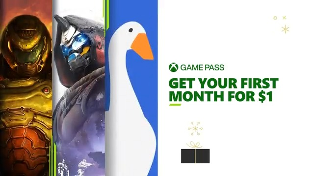 Discovering your next favorite game is a gift in itself.  Join @XboxGamePass Ultimate for $1:
