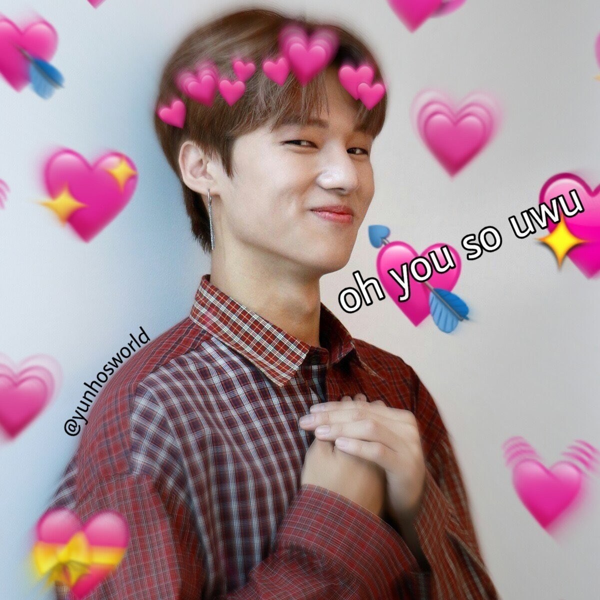 @ATEEZofficial Happy Birthday Wooyoung, Wish You All the best💗- stay healthy my baby♥️  #우영아_태어나줘서_Gracias #BornToBeLovedWooyoungDay