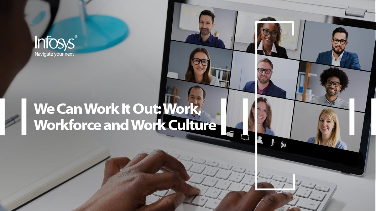 Some types of work and #workforce are more likely to succeed in a #hybrid scenario; an important revelation is that social-emotional-cultural factors clearly influence that success. Know more https://t.co/bSIjlvJKNa https://t.co/chOWH2KSLZ