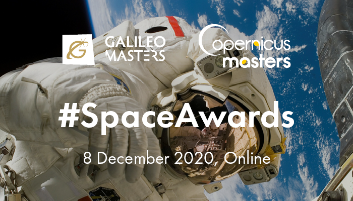 As a proud @CopernicusEMC Regional Associate, pleased to invite you to celebrate with us #startups using #EarthObservation at the #SpaceAwards #EUSpaceWeek on 8 Dec! Pre-register:     #EUSpace @CopernicusEU @defis_eu @EU_GNSS @AZO_space @GalileoMasters