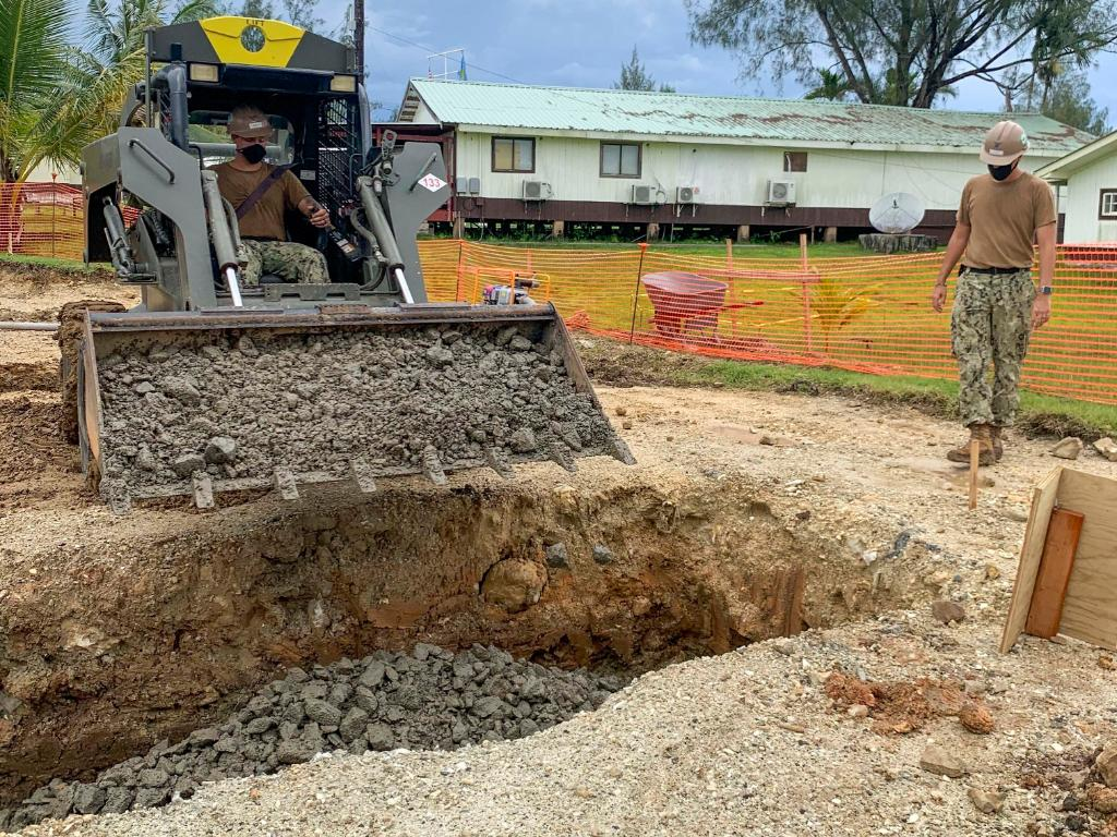 Northern Mariana Islands ✅ Guam ✅ Japan ✅ #Seabees from NMCB-3 are deployed across the Indo-Pacific region conducting construction to support U.S. & partner nations to strengthen partnerships, deter aggression, & enable expeditionary logistics and naval power projection.