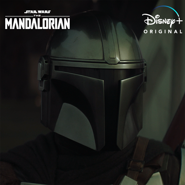 Chapter 13. Now Streaming. #TheMandalorian #DisneyPlus