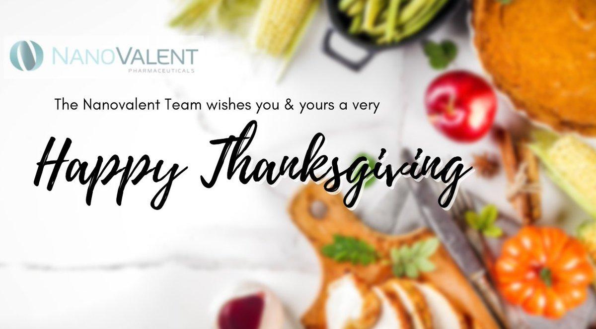 Wishing you a safe and relaxing Thanksgiving!  https://t.co/CGWGC4FsyR #thankful #healthy https://t.co/gqJFFUCQu4