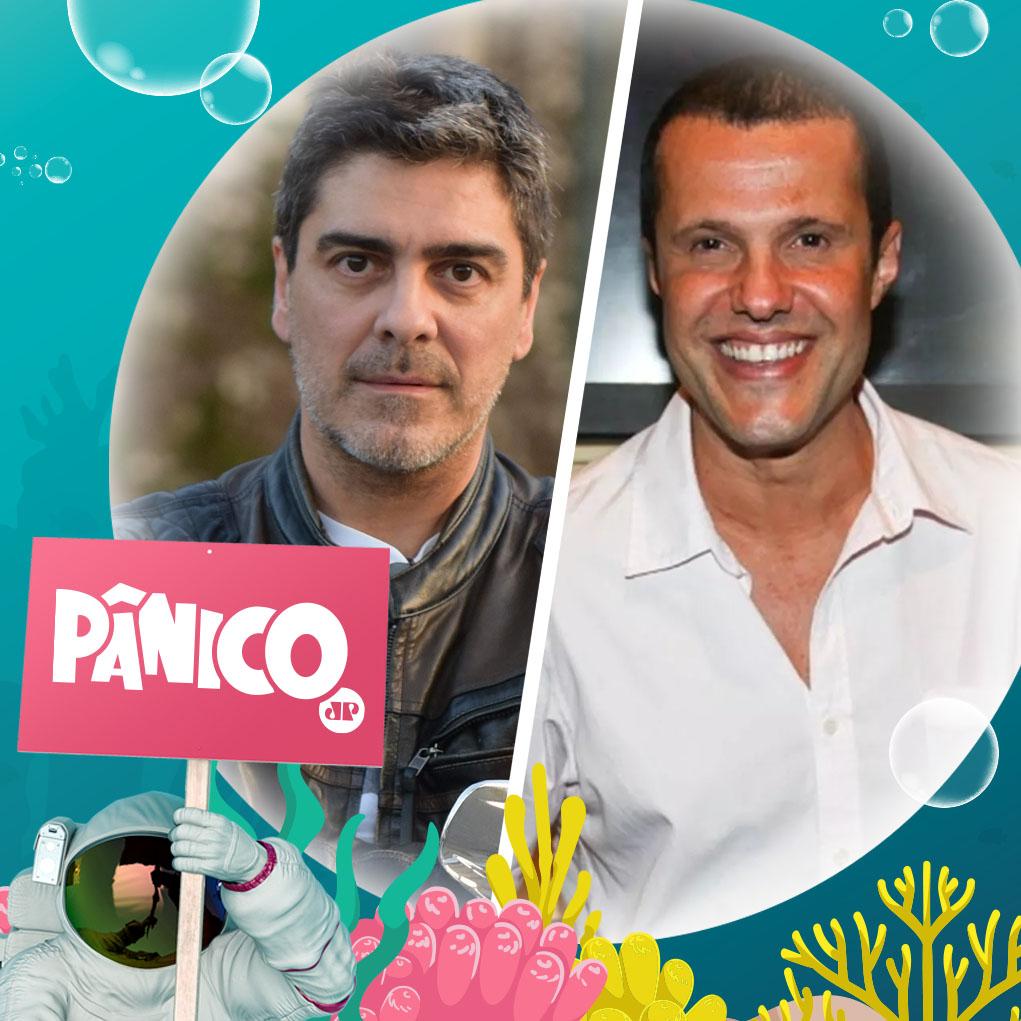 Nesta quinta-feira (26) vamos conversar com Junno Andrade e Renato Rabelo.💥 Deixe sua pergunta aqui nos comentários!  Assista ao Pânico de segunda a sexta, ⏰ ao meio-dia, pelo site ou app da 👉🏼 PANFLIX, a TV da Jovem Pan