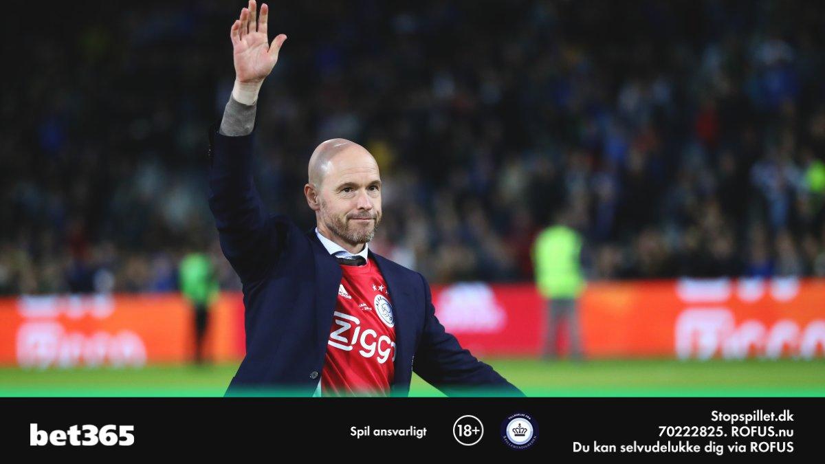 Ajax i de seneste syv kampe:  Scorer 13 mod VVV-Venlo Scorer 2 mod Atalanta Scorer 5 mod Fortuna Sittard Scorer 2 mod FCM Scorer 3 mod Utrecht Scorer 5 mod Heracles Scorer 3 mod FCM  Erik ten Hag fik igen offensiven til at fungere mod de danske mestre. https://t.co/pFWghGa4BX