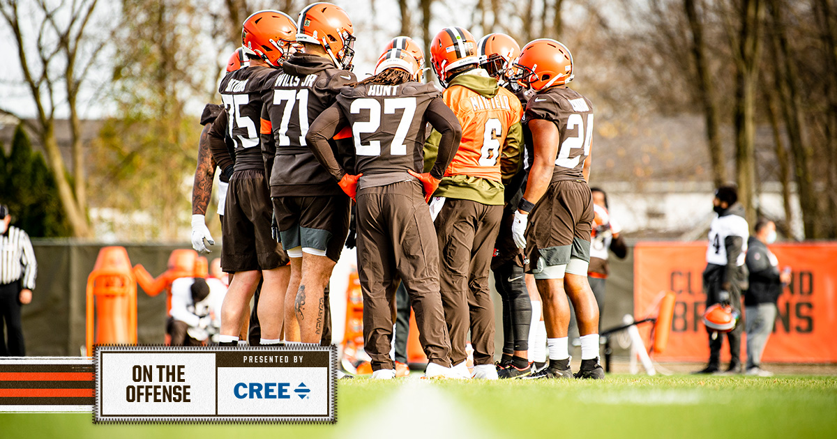 The team continues to roll with the schedule changes and new obstacles in this unique season  📰 »