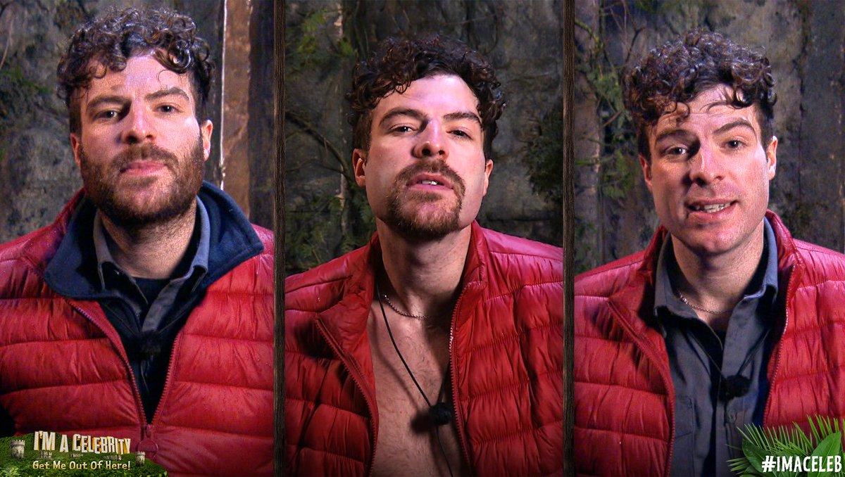 Is this the Jonas Brothers? #imacelebrity #imaceleb