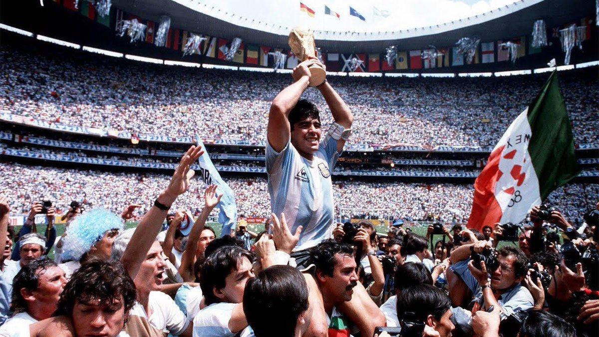 A true genius ! RIP Legend♥️🙏🏻 #diegomaradona